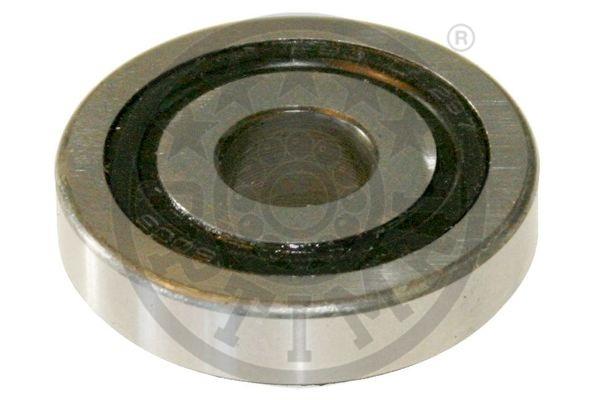 Appareil d'appui à balancier, butée simple /jambe élast - OPTIMAL - F8-7151