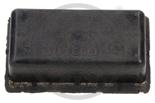 Butée élastique, suspension - OPTIMAL - F8-7761