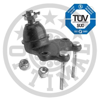 Rotule de suspension - OPTIMAL - G3-816