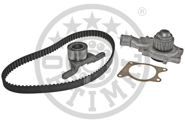 Pompe à eau + kit de courroie de distribution - OPTIMAL - SK-1053AQ1