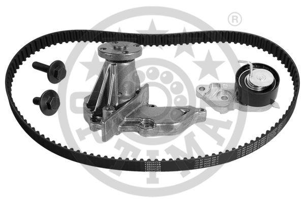 Pompe à eau + kit de courroie de distribution - OPTIMAL - SK-1077AQ1