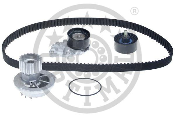 Pompe à eau + kit de courroie de distribution - OPTIMAL - SK-1273AQ2