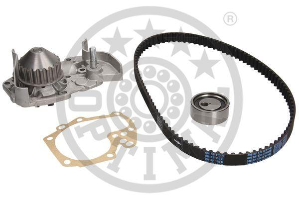 Pompe à eau + kit de courroie de distribution - OPTIMAL - SK-1338AQ1