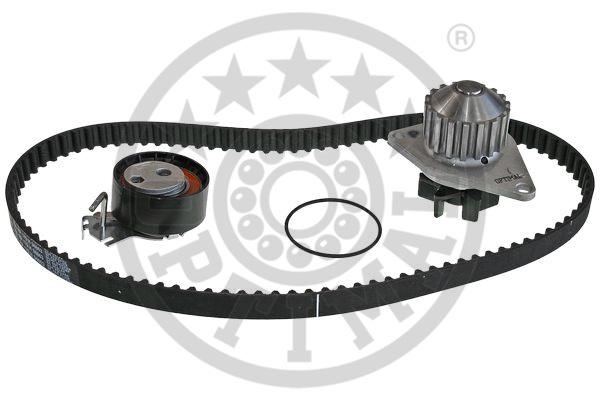 Pompe à eau + kit de courroie de distribution - OPTIMAL - SK-1353AQ1