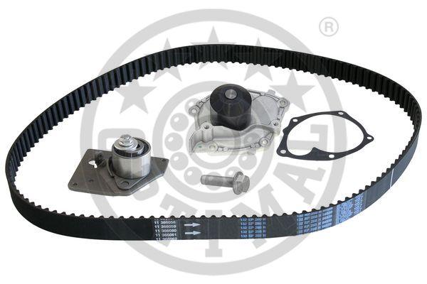 Pompe à eau + kit de courroie de distribution - OPTIMAL - SK-1493AQ1