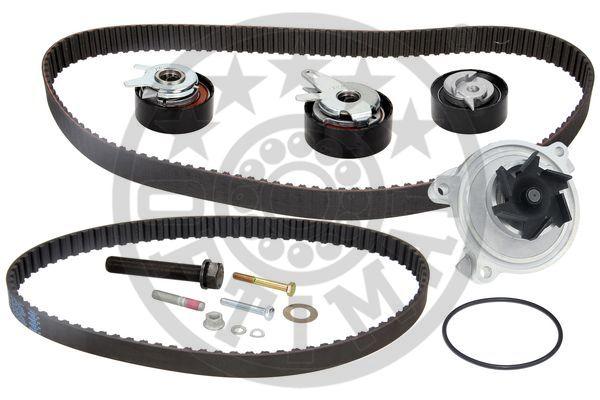 Pompe à eau + kit de courroie de distribution - OPTIMAL - SK-1526AQ2