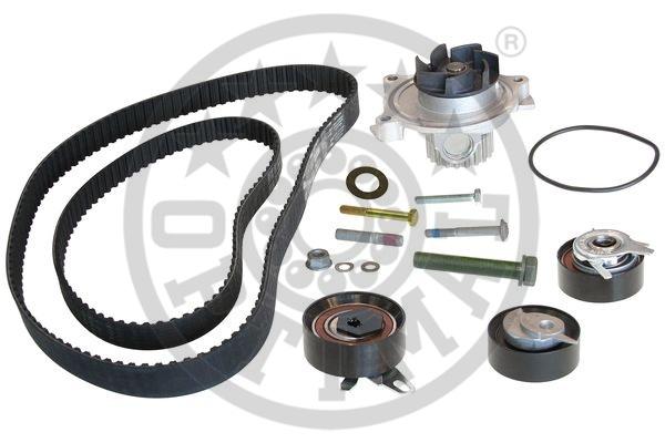 Pompe à eau + kit de courroie de distribution - OPTIMAL - SK-1529AQ1