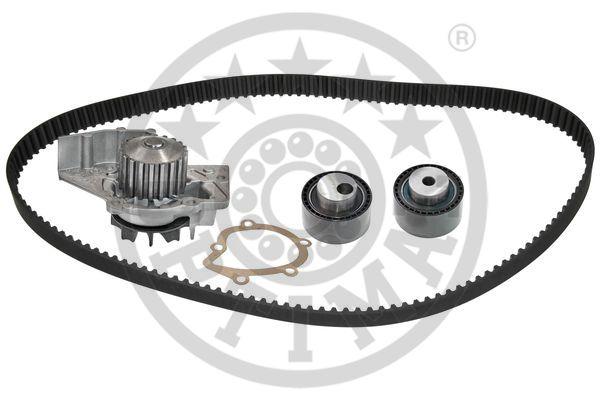 Pompe à eau + kit de courroie de distribution - OPTIMAL - SK-1534AQ1