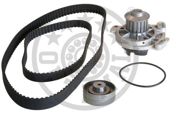 Pompe à eau + kit de courroie de distribution - OPTIMAL - SK-1578AQ1