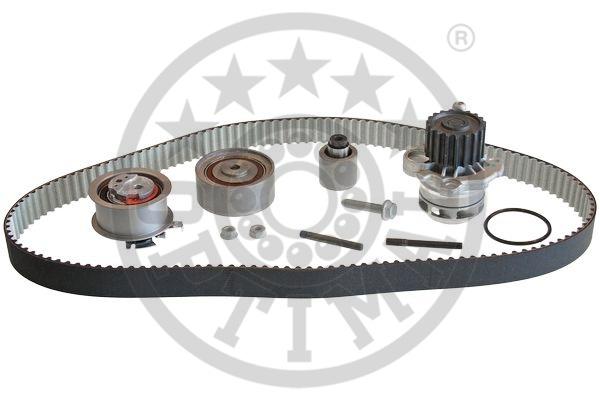 Pompe à eau + kit de courroie de distribution - OPTIMAL - SK-1595AQ1