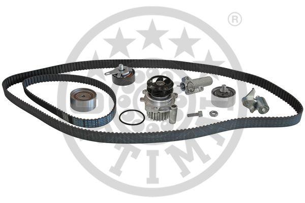 Pompe à eau + kit de courroie de distribution - OPTIMAL - SK-1633AQ1
