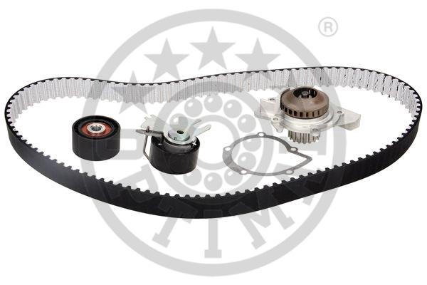Pompe à eau + kit de courroie de distribution - OPTIMAL - SK-1714AQ1