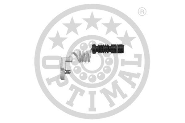 Contact d'avertissement, usure des garnitures de frein - OPTIMAL - WKT-50006K