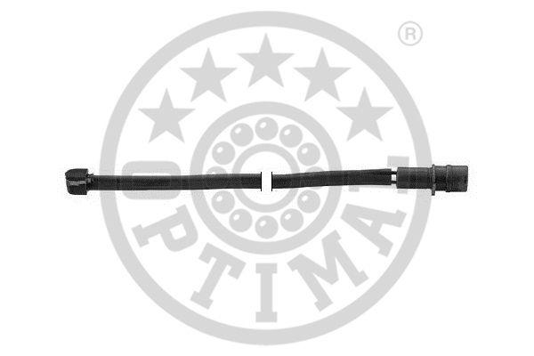 Contact d'avertissement, usure des garnitures de frein - OPTIMAL - WKT-50011K