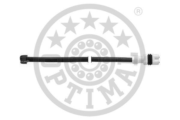 Contact d'avertissement, usure des garnitures de frein - OPTIMAL - WKT-50053K