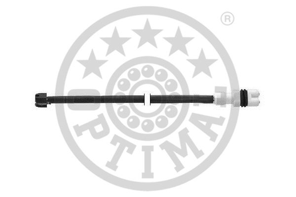 Contact d'avertissement, usure des garnitures de frein - OPTIMAL - WKT-50055K