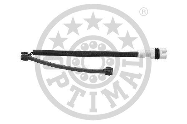 Contact d'avertissement, usure des garnitures de frein - OPTIMAL - WKT-50177K