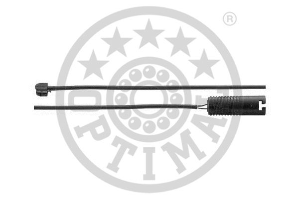 Contact d'avertissement, usure des garnitures de frein - OPTIMAL - WKT-50180K