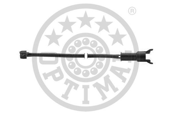 Contact d'avertissement, usure des garnitures de frein - OPTIMAL - WKT-50185K