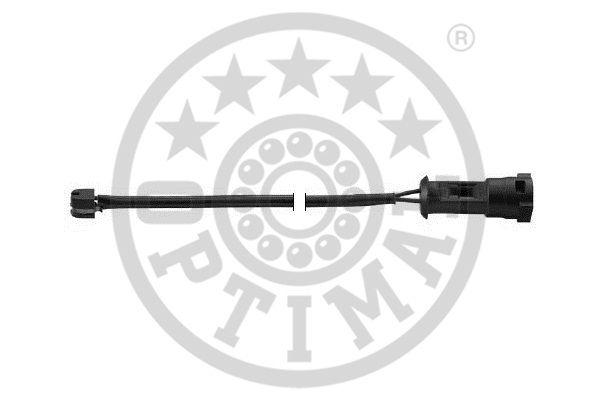 Contact d'avertissement, usure des garnitures de frein - OPTIMAL - WKT-50215K