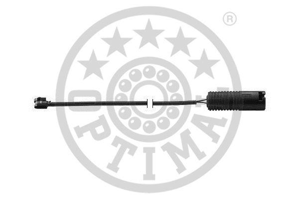Contact d'avertissement, usure des garnitures de frein - OPTIMAL - WKT-50218K