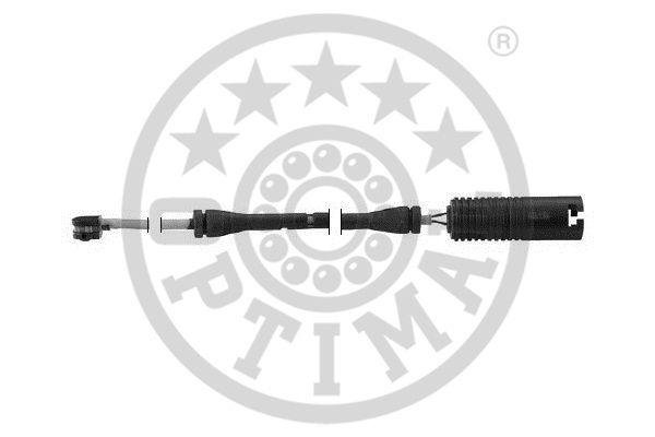 Contact d'avertissement, usure des garnitures de frein - OPTIMAL - WKT-50239K