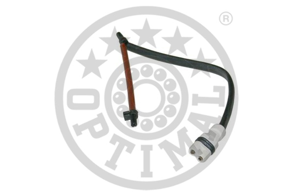 Contact d'avertissement, usure des garnitures de frein - OPTIMAL - WKT-50245K