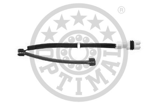 Contact d'avertissement, usure des garnitures de frein - OPTIMAL - WKT-50248K