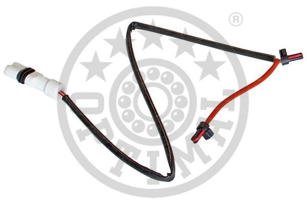 Contact d'avertissement, usure des garnitures de frein - OPTIMAL - WKT-50306K