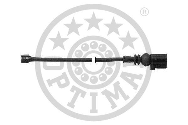 Contact d'avertissement, usure des garnitures de frein - OPTIMAL - WKT-50469K