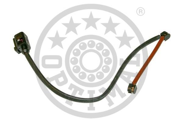 Contact d'avertissement, usure des garnitures de frein - OPTIMAL - WKT-50544K