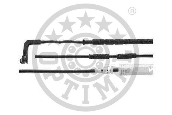 Contact d'avertissement, usure des garnitures de frein - OPTIMAL - WKT-50548K