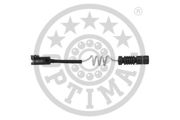 Contact d'avertissement, usure des garnitures de frein - OPTIMAL - WKT-50561K