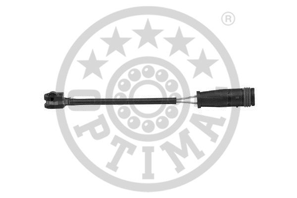 Contact d'avertissement, usure des garnitures de frein - OPTIMAL - WKT-50569K