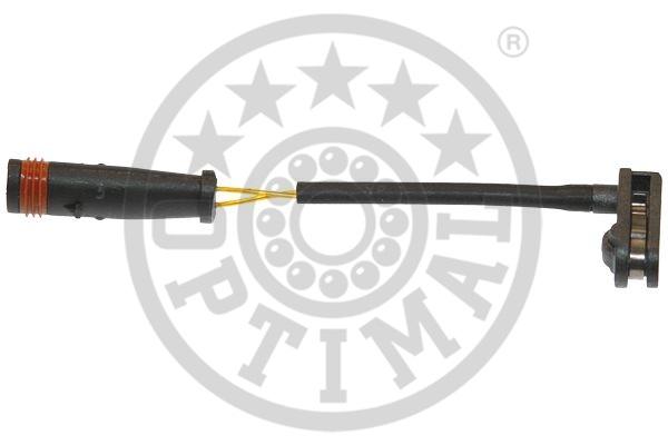 Contact d'avertissement, usure des garnitures de frein - OPTIMAL - WKT-50581K