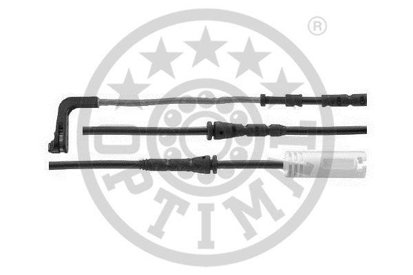 Contact d'avertissement, usure des garnitures de frein - OPTIMAL - WKT-50685K