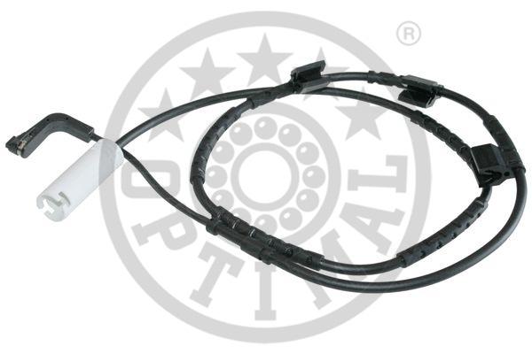 Contact d'avertissement, usure des garnitures de frein - OPTIMAL - WKT-60006K