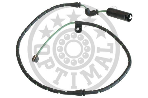 Contact d'avertissement, usure des garnitures de frein - OPTIMAL - WKT-60011K
