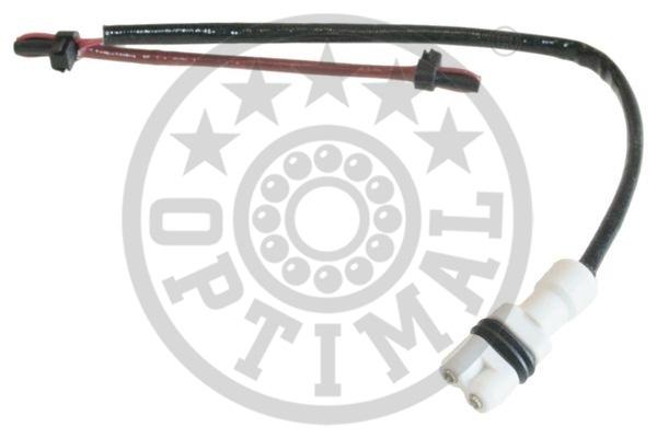 Contact d'avertissement, usure des garnitures de frein - OPTIMAL - WKT-60015K