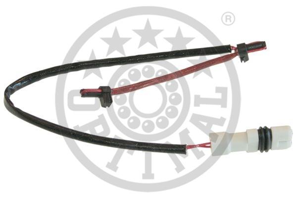 Contact d'avertissement, usure des garnitures de frein - OPTIMAL - WKT-60017K