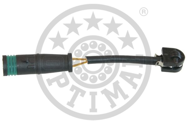 Contact d'avertissement, usure des garnitures de frein - OPTIMAL - WKT-60020K