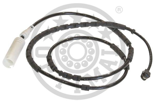 Contact d'avertissement, usure des garnitures de frein - OPTIMAL - WKT-60026K
