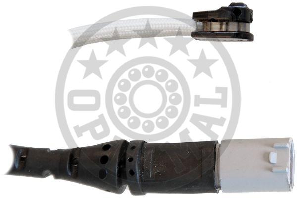 Contact d'avertissement, usure des garnitures de frein - OPTIMAL - WKT-60028K