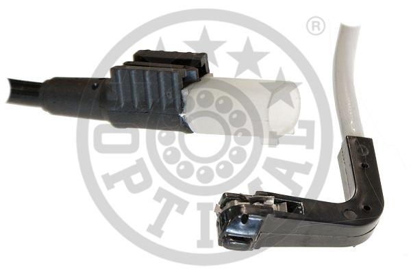 Contact d'avertissement, usure des garnitures de frein - OPTIMAL - WKT-60035K