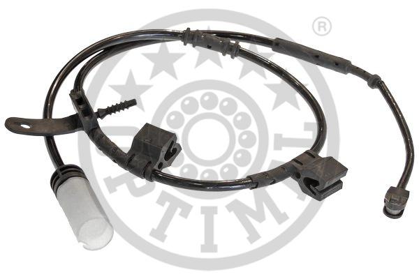 Contact d'avertissement, usure des garnitures de frein - OPTIMAL - WKT-60037K