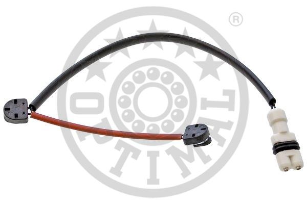 Contact d'avertissement, usure des garnitures de frein - OPTIMAL - WKT-60042K
