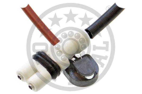 Contact d'avertissement, usure des garnitures de frein - OPTIMAL - WKT-60043K