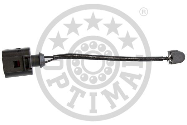 Contact d'avertissement, usure des garnitures de frein - OPTIMAL - WKT-60047K