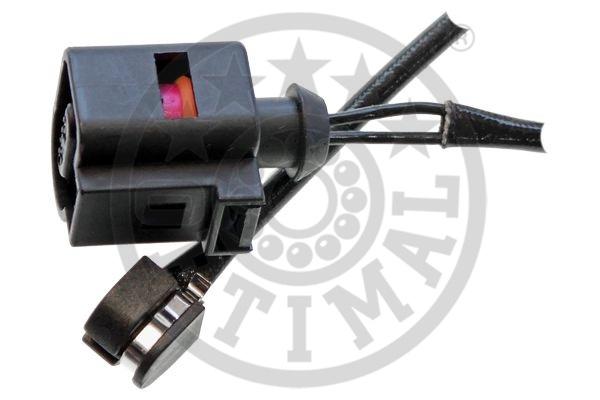 Contact d'avertissement, usure des garnitures de frein - OPTIMAL - WKT-60049K