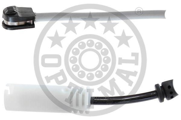 Contact d'avertissement, usure des garnitures de frein - OPTIMAL - WKT-60052K